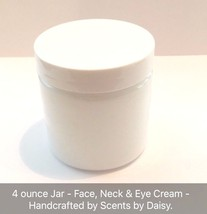 Argan Oil - Face, Neck & Eye Cream - Restorative and Anti-Aging Benefits - 4 oz. - $14.99
