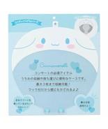 Sanrio Enjoy Idol Cinnamoroll Paper Fan Case with Hook Store up to 3 fan... - $26.77