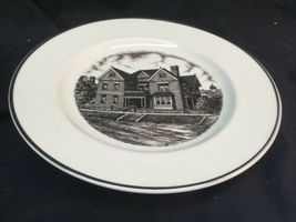 """Tri State Pottery Festival 1989 Homer Laughlin Home 10 1/4"""" Plate by Hans Hacker image 6"""