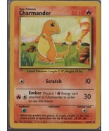 Charmander - Pokemon Collectible Card Game - Fire - 69/130 - 2000 -  Wiz... - $0.97
