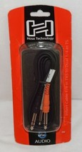 Hosa Technology STP202 Insert Cable Labeled Leads Audio 2M - $8.99