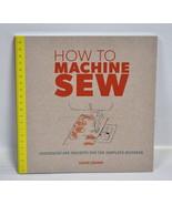 How to Machine Sew Book GM0205 - $11.66
