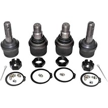 A-Team Performance Super Greasable Duty 2 x K8607T Lower Ball Joints and 2 x K80 image 8