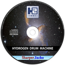 NEW & Fast Ship! Hydrogen Advanced Drum Machine - Create / Play Music Be... - $11.67