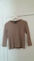 Ralph Lauren Sport Women Pullover Shirt 100% Cotton Medium Size - $9.41