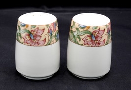 Royal Doulton Jacobean * SALT & PEPPER SHAKERS * Everyday, Floral, VGC - $19.99