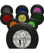 Star Wars Death Star Tire Cover - STANDARD - We Need Tire Size and Color... - $59.95
