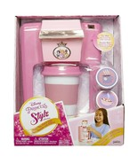 NEW SEALED 2018 Disney Princess Style Collection Coffee Maker - $27.72