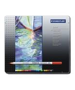 24 x Staedtler Karat Aquarell Aquarell Bleistifte mit verschiedene Farben - $53.92