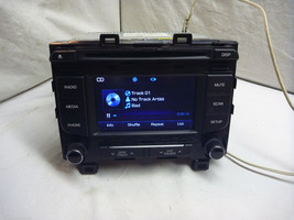 15 2015 Hyundai Sonata Radio Cd MP3 Player 96180-C20004X C56328 - $35.64