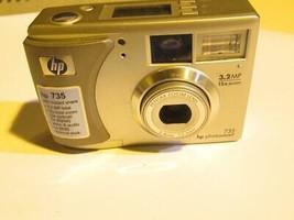 Cámara Vintage - hp 735 Photosmart- 3.2MP 15X Zoom Exc- G11 - $10.27