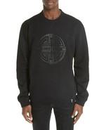 VERSACE COLLECTION Large Logo Sweatshirt Reg-Pice $495 - $329.00