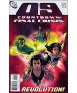 COUNTDOWN to FINAL CRISIS Lot (DC/2007) - $46.53
