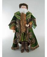 Katherine's 2020 Collection Spice Traditions Santa Doll 36 inches - $599.99