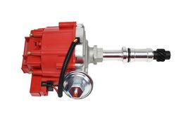 Big Block Buick HEI Distributor Red Cap 400 430 455 65K VOLT COIL image 9