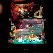 Bluebird Vintage Polly Pocket 1995 Sparkling Mermaid Adventure Storybook Playset - $184.99