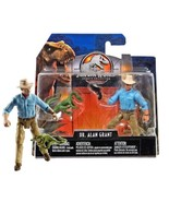 Jurassic World Legacy Collection Dr. Alan Grant & Compy Dinosaur New in ... - $9.88