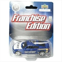 ST LOUIS BLUES DIECAST DODGE CHARGER NHL 1:64 NEW NWT BY UPPERDECK - £5.85 GBP