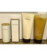 Avon Extraordinary Ultimate Gift LOT eau d Parfum SPRAY Powder Lotion Sh... - $59.35