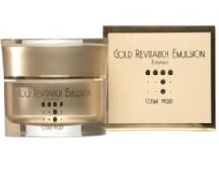 Cosme Proud Gold Revitarich Emulsion,  1.02oz
