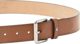 Tommy Hilfiger Men's Premium 38MM Classic Raised Logo Leather Belt image 4