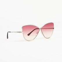 "Tom Ford Pink ""Elise"" Cat Eye Sunglasses - $235.00"