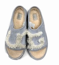 UGG Pure Women's Sheraling Lined Suede Slippers Slides Flats Size 6 - $55.19