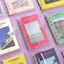 Moment Diary A6 6 Holes Journal Planner Scheduler Notebook Organizer Stu... - $17.99