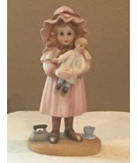 "Jan Hagara ""Amanda"" Limited Edition 1984-85 Figurine - $25.00"