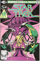 Classic Star Trek Comic Book #8, Marvel 1980 VERY FINE+ - $6.89