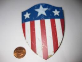 Hot Toys MMS 180 Captain America (Rescue Uniform Version) WW11 style Shi... - $43.53
