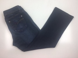 Women's DKNY Jeans  Avenue Capri Pants Capris Petite  Denim Blue Waist 30 - $9.98