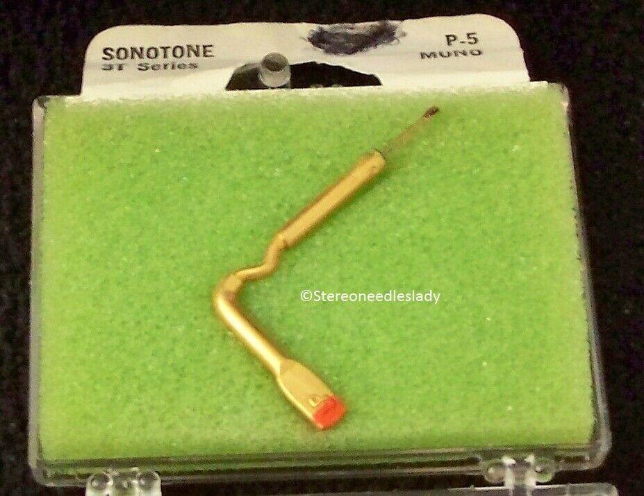 STEREO RECORD STYLUS NEEDLE for Sonotone 3T Sonotone N3T 78 RPM 802-DS73