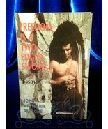 Freedom is a TwoEdged Sword John Whiteside Jack Parsons thelema aleister... - $197.99