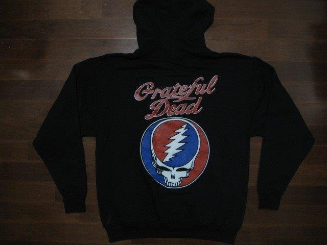 c366e1854fa GRATEFUL DEAD- Steal Your Face- Hooded and 24 similar items