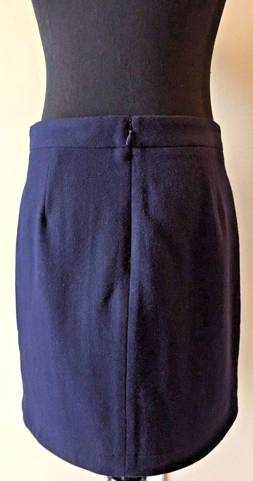 02c7b2d3c J Crew Gray Wool Mini Skirt - raveitsafe