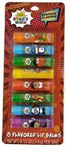 Ryan's World 8 Piece Surprise Flavored Kids Lip Balm Set NEW FS! - $12.50