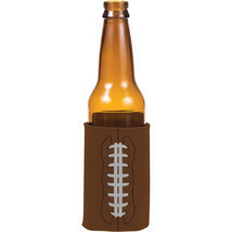 "Football 2 3/4"" Dia. X 4 1/4"" H Drink Holder/Case of 12 - $43.53"