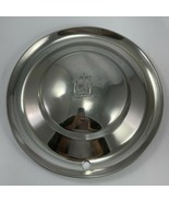1953 Plymouth 15 Inch Hubcap Wheel Cover Stainless Steel Original OEM 14... - $42.06