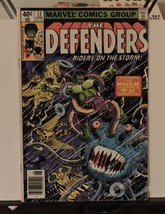 The Defenders #72 (Jun 1979, Marvel) - $1.48