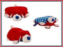 My Pillow Pets Dog Patriotic Pup 18' Large Pillow - $29.35