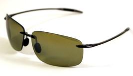 Maui Jim BREAKWALL HT422-11 Polarized Sunglasses - Trans Smoke Grey/Maui HT - $139.95