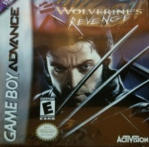 Game Boy Advance: X2 Wolverine's Revenge NEW IN BOX - $24.70