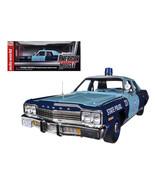 1974 Dodge Monaco Pursuit Massachusetts State Police 1 18 Limi...