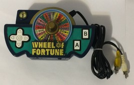 Wheel of Fortune TV Games (TV game systems, 2005) Jakks Pacific Plug and... - $14.84