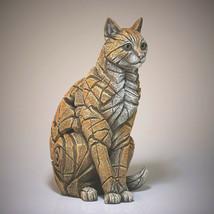 "15"" Sitting Cat Sculpture by Edge Sculpture - Stunning Piece image 2"