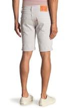 Levi's 511 Men's Premium Slim Fit Stretch CutOff Shorts Light Grey 365550291 image 2