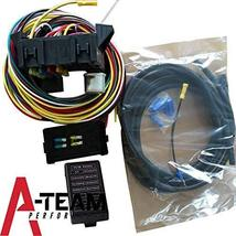 A-Team Performance 8 CIRCUIT BASIC WIRE KIT SMALL WIRING HARNESS RAT STREET ROD