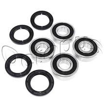Compatible with HONDA ATC90 ATV Bearings kit both sides Front Wheels 197... - $18.32
