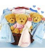 Triplets Gift Basket - £111.54 GBP
